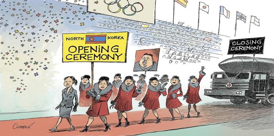 NordKoreaOlympiaa