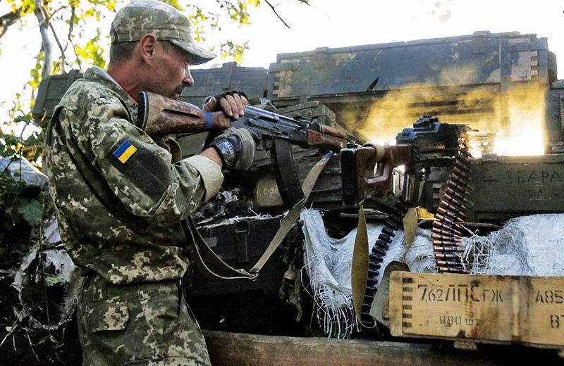 Ostukraine_Soldat