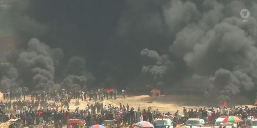 ProtesteGaza-1