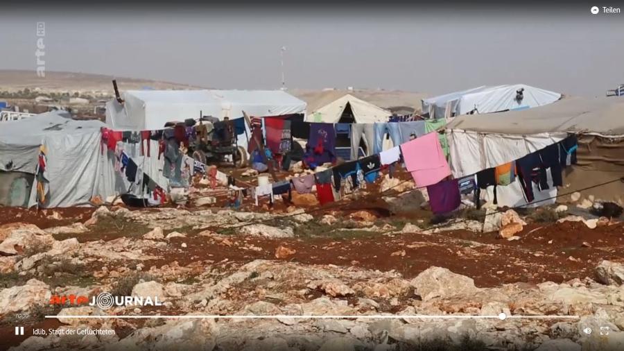 FlchtlingslagerbeiIdlib