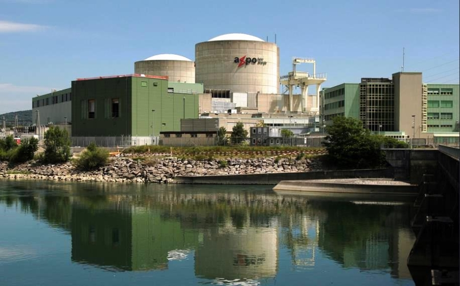 AtomkraftwerkBeznauCHurni