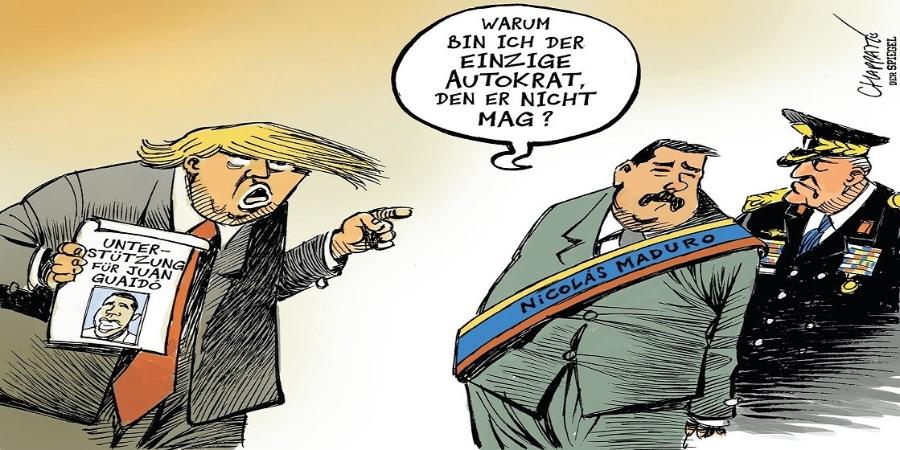 MaduroTrumpa