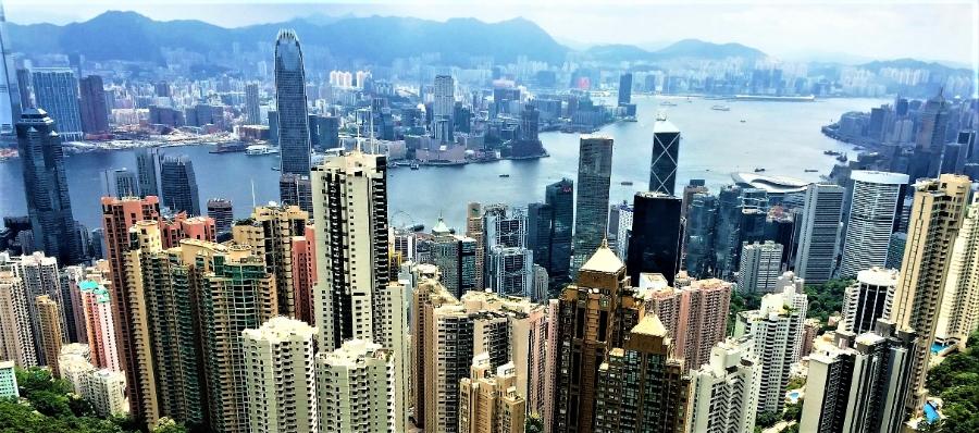 HongkongSkylineBGerber