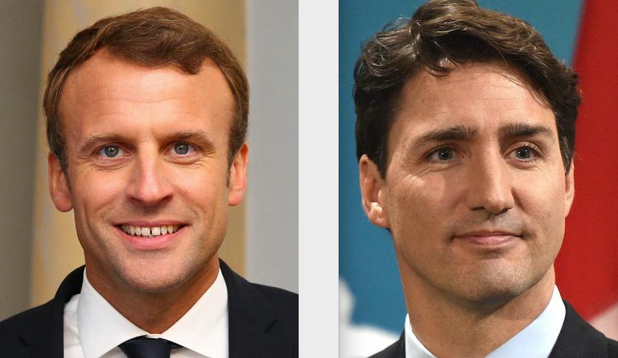 Macron_Trudeau