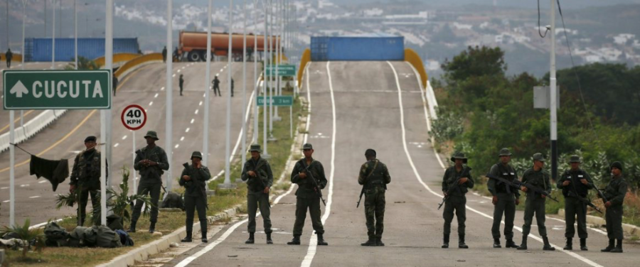 Venezuela_Hilfskonvois