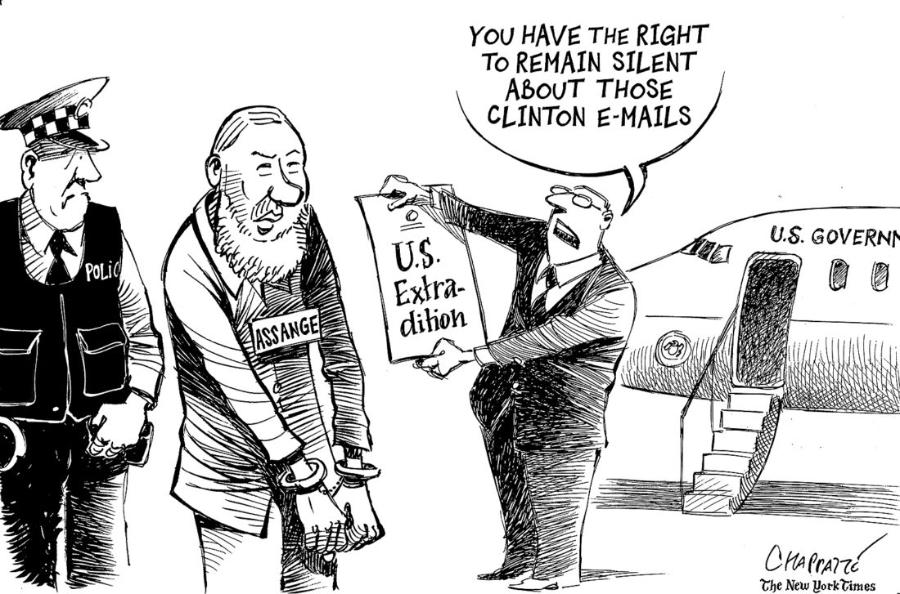 AssangeClinton