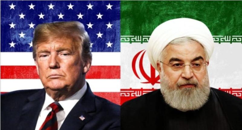 Trump_Hassan_Rohani