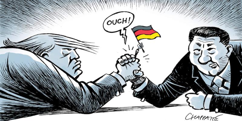 Handeskrieg