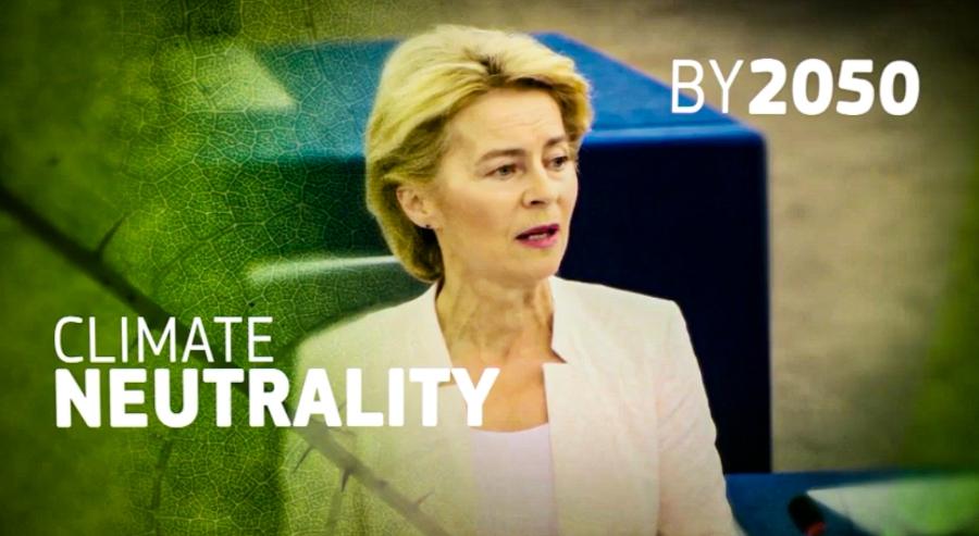 UrsulavonderLeyenClimateNeutrality