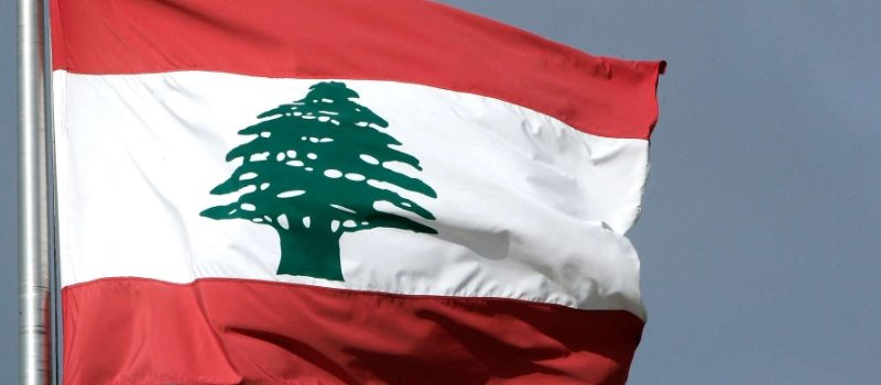libanesischeflagge