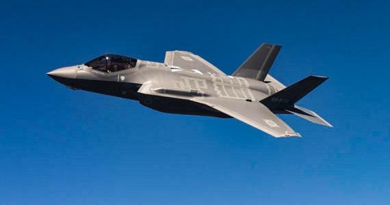 USKampfjet_F35