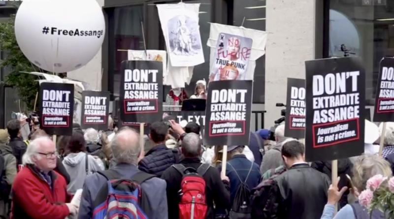 Assange_Proteste