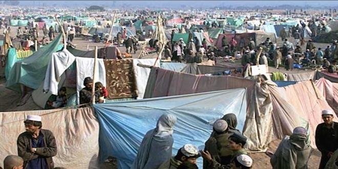 Fluchtlingslager