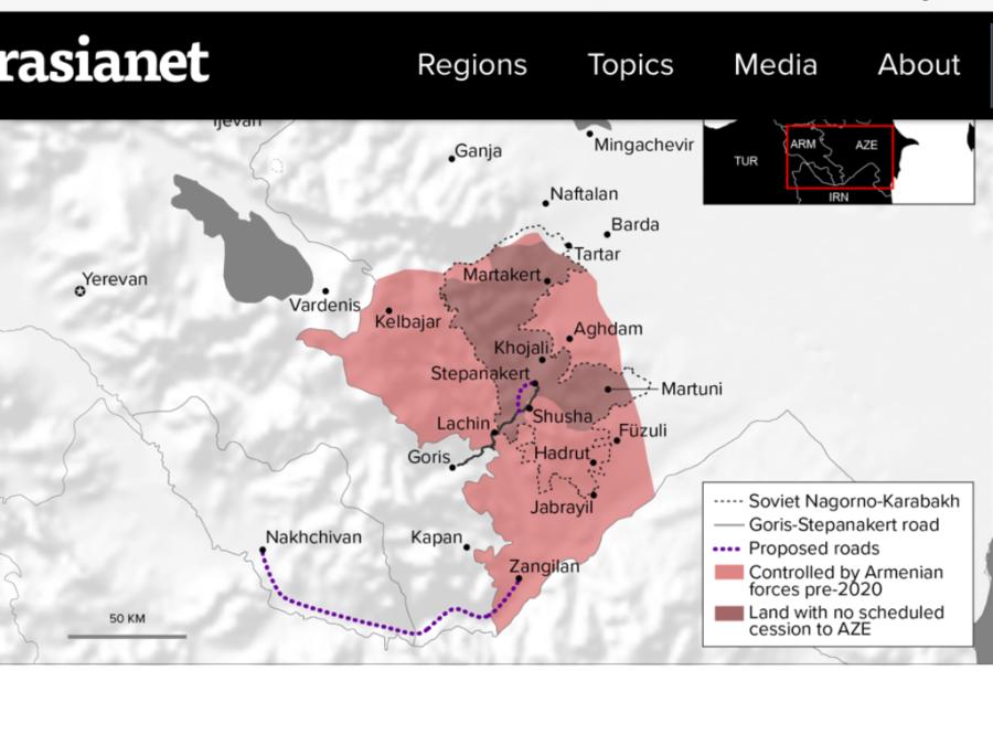 KarabachKarte