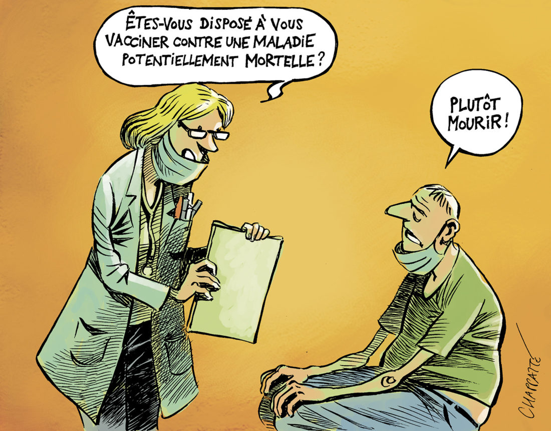 Anti-Impfstoff