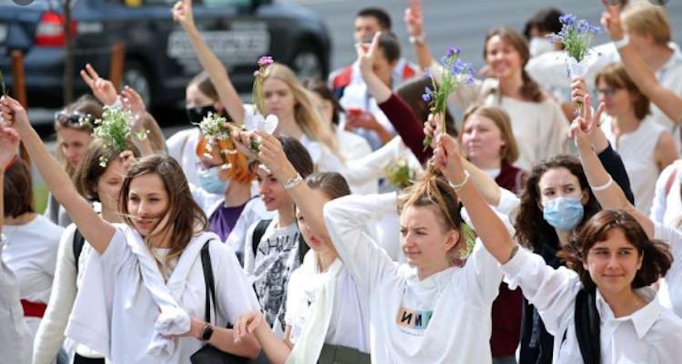 Weisse Frauen Belarus CBS
