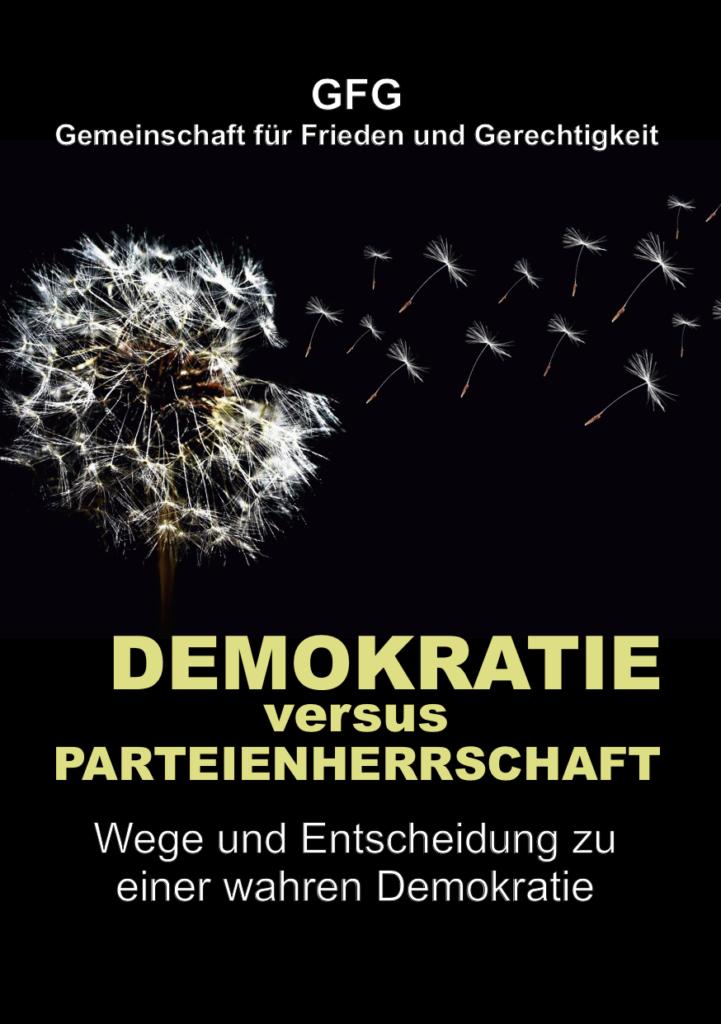 Buchcover Demokratie