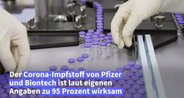 «Pfizer-Impfung ist viel weniger wirksam» – keine Transparenz