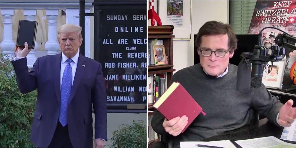 Trump Köppel Bibel