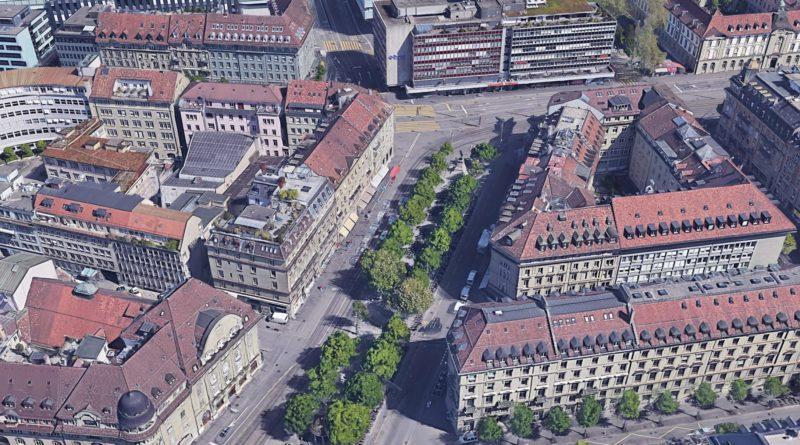 Hirschengraben Bern von Süden 2 Jürg Schweizer