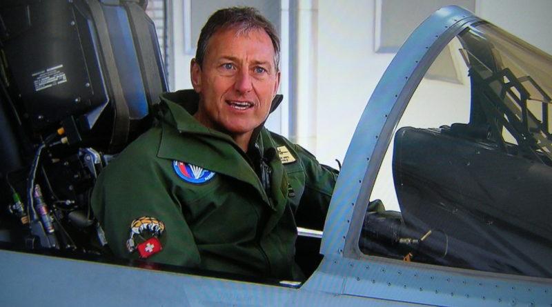 Fliegeroberst Peter Merz