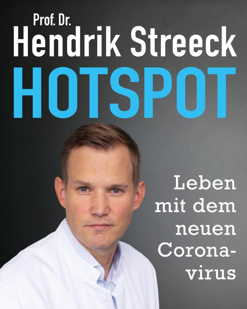 Hotspot von Hendrik Streeck; Bild: piper.de