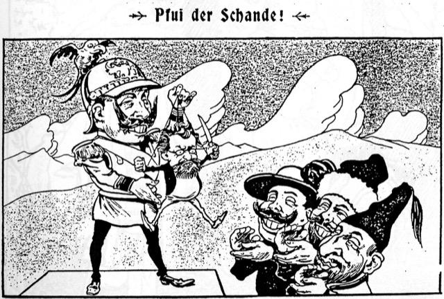 Wilhelm II_Kronauer