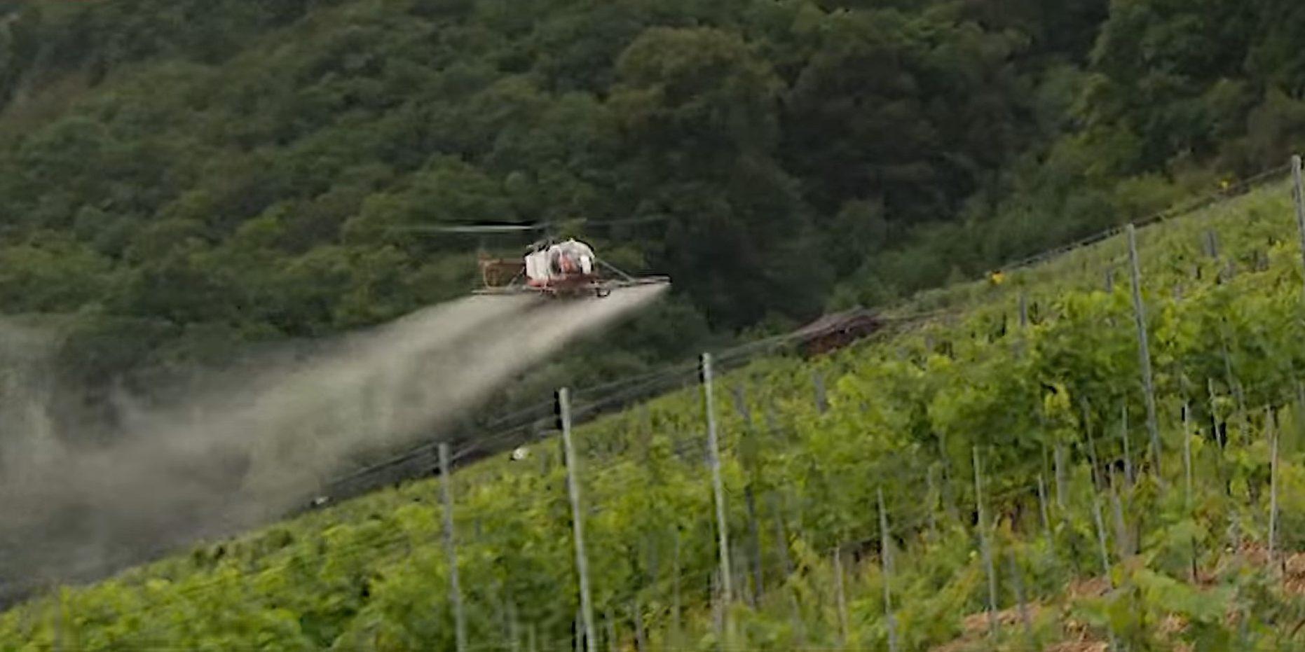 Helikopter Pestizide