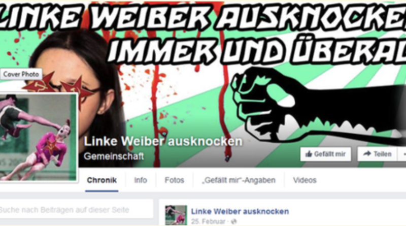 Linke Weiber Frauenhass