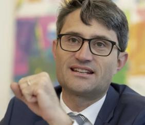 Lukas Engelberger.SRF
