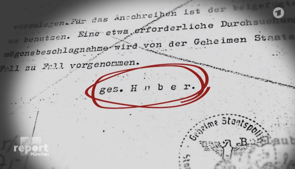 Huber Anordnung.2