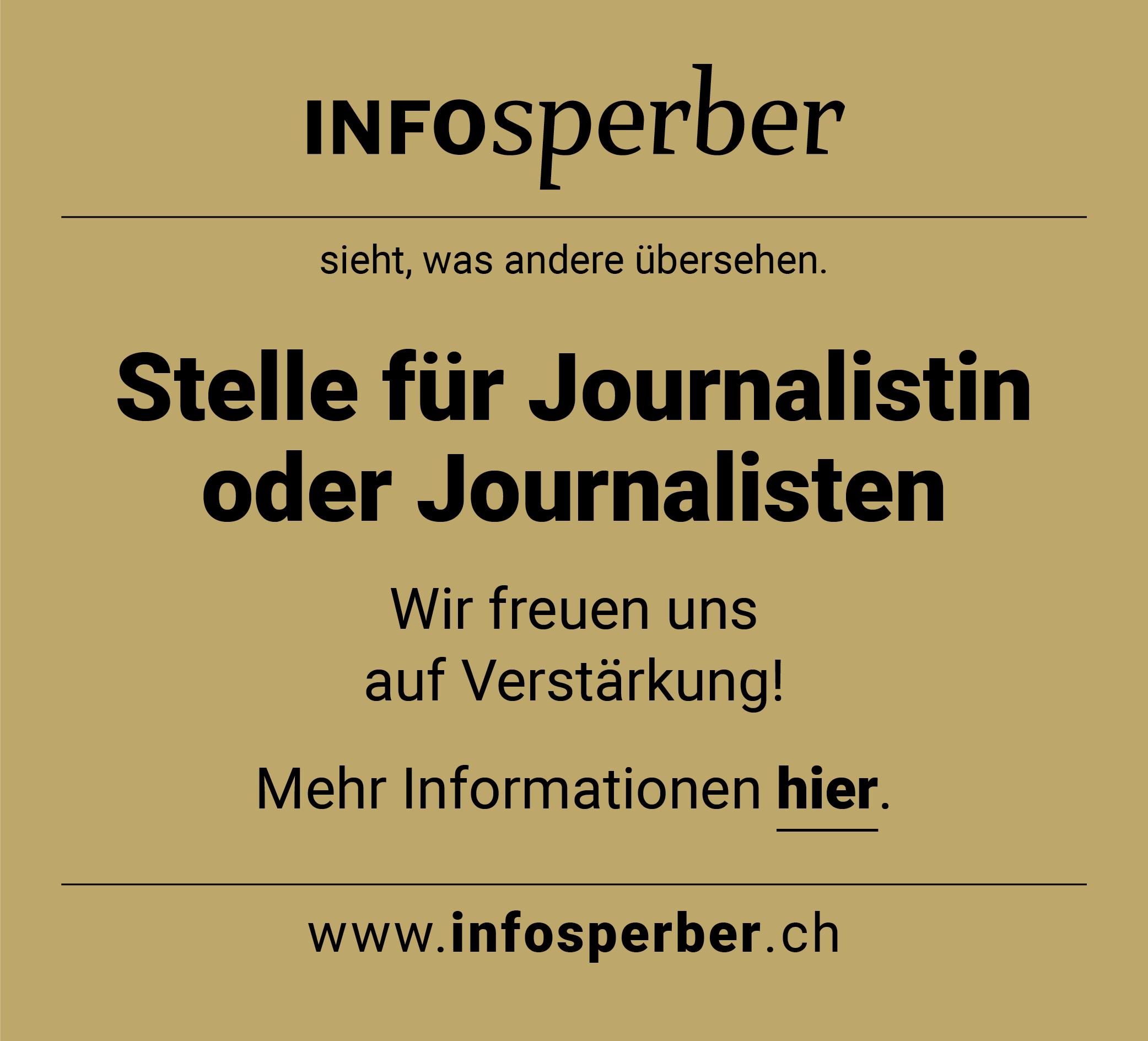 Inserat Journalisten