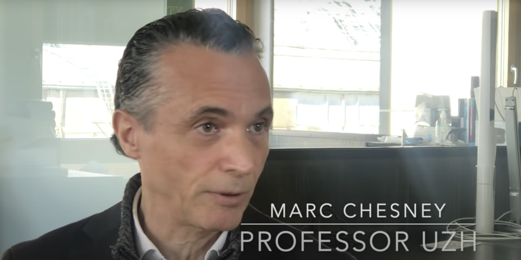Marc Chesney Interview