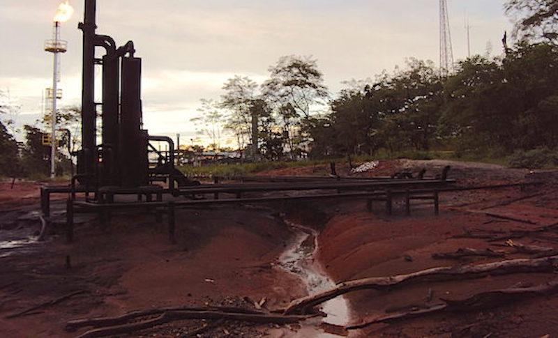 ölförderung amazonas