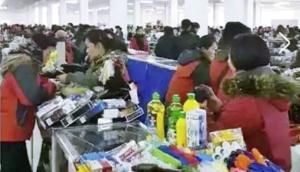 Rajin Market. Daily NK