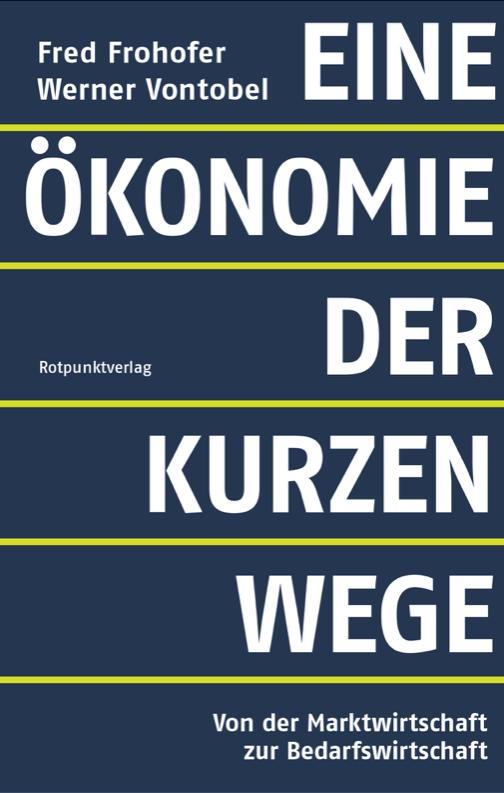 Cover Ökonomie kurze Wege
