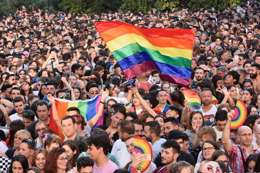 Pride-Parade Madrid