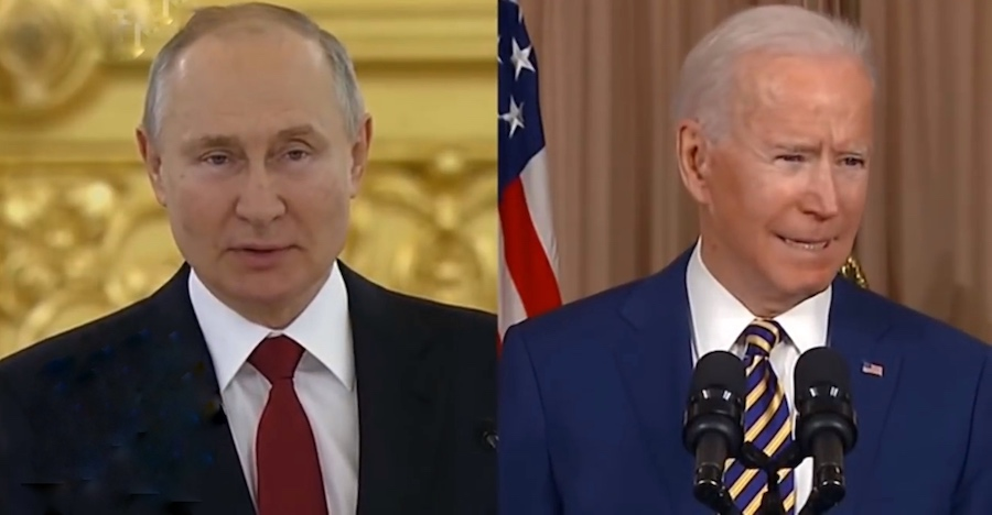 Putin und Biden