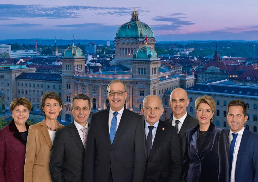 Bundesrat 2021