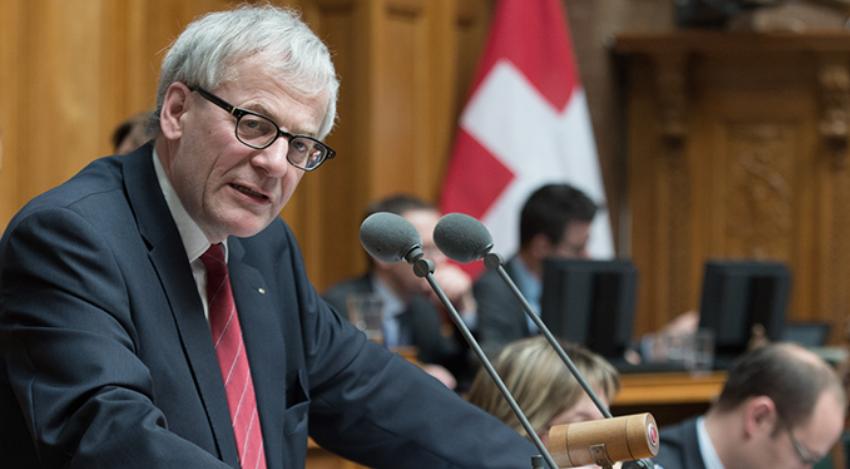 FDP-Nationalrat Kurt Fluri.