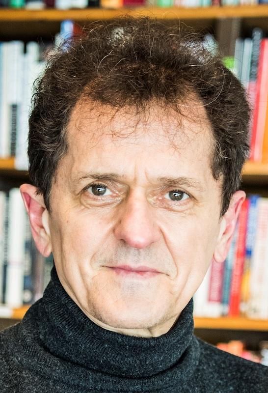Klaus Stöhr Portrait