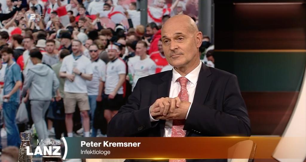 Peter Kremsner.14.7.21