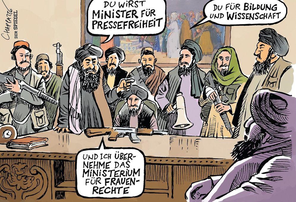 Chappatte_Taliban