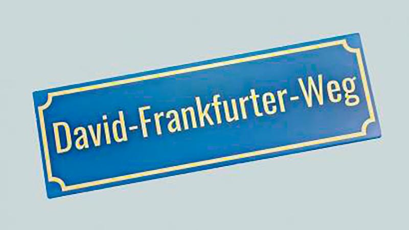 David-Frankfurter-Weg