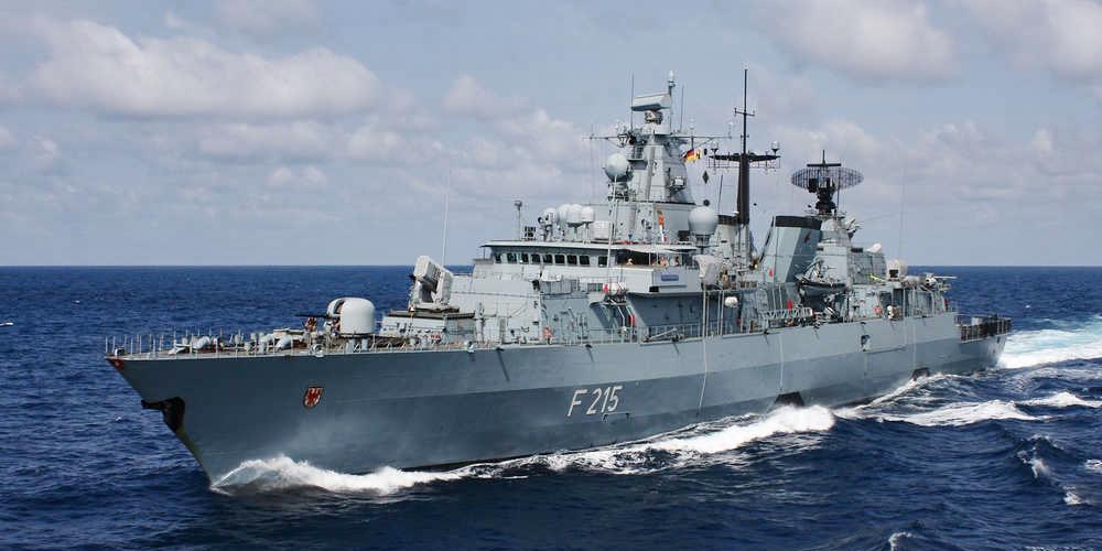 Fregatte vom Typ Brandenburg