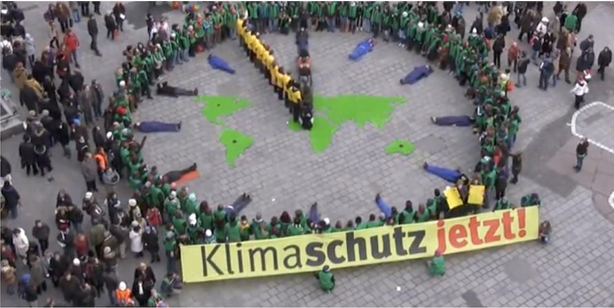 Klima-Aktion