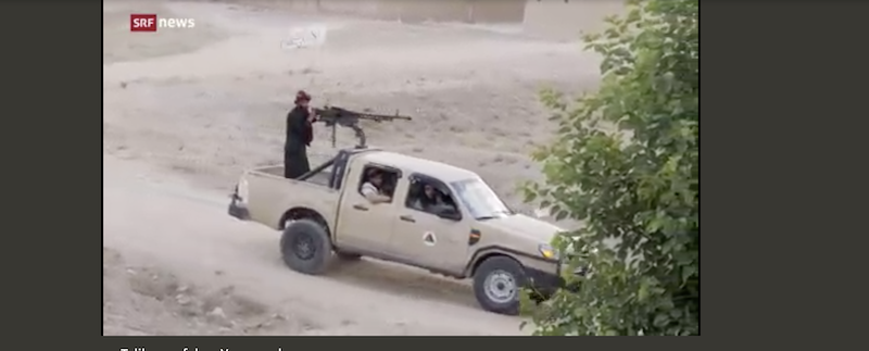 Taliban rücken in Afghanistan vor