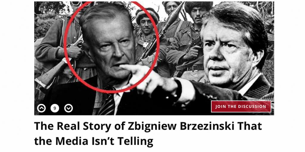 Zbigniew Brzezinski ANTIMEDIA