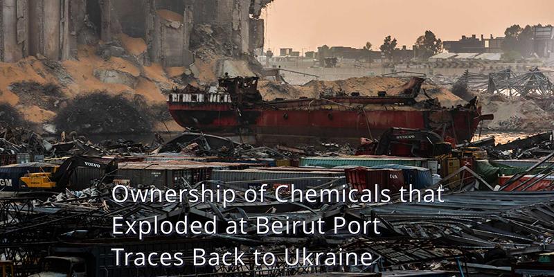 Beirut Explosion OCCRP