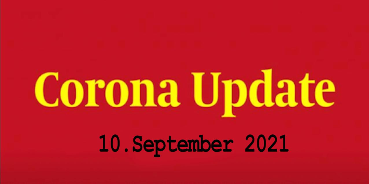 Update-10.9.2021